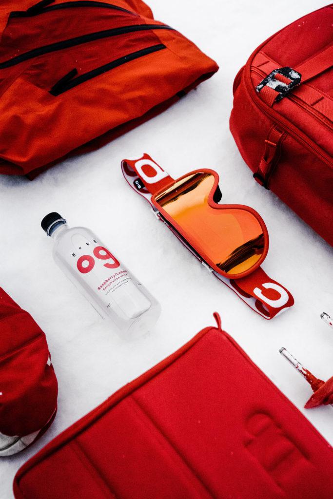 The bottle 09
